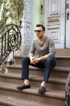 Мужские мокасины 2019 (151 фото)  обувь для мужчин от Gucci, Geox и ... 51668d8fdc9