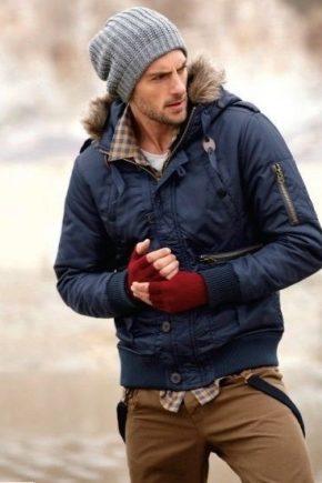 Мужские шапки - модные тенденции осень-зима 2018-2019 года