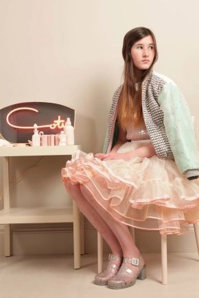 Силиконовые босоножки - модное веяние моды