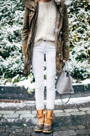 e849f70b Женские зимние модные ботинки 2019-2020 (56 фото): стильные новинки ...