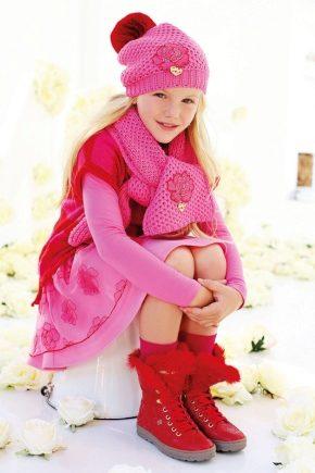 308d888d6 Зимние сапоги для девочек (64 фото): детские кожаные для подростков ...