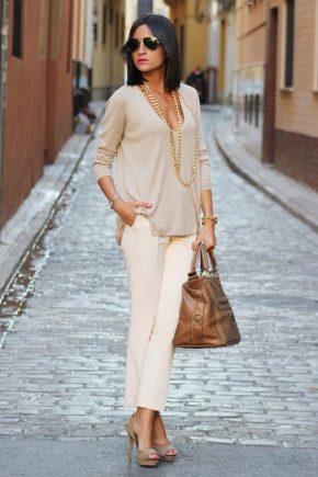 Элегантный стиль в одежде для женщин