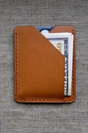 de1ffc5b72b1 Кошельки ручной работы (61 фото): мужское портмоне из натуральной ...