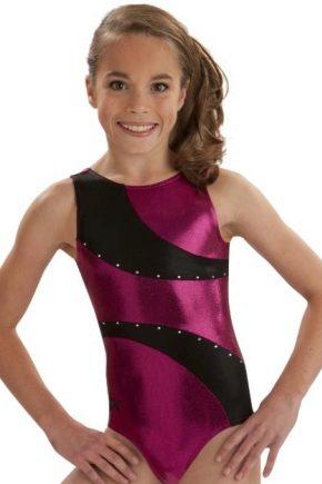 aedb68f0e9ffc Купальник для спортивной гимнастики для девочек: детский ...