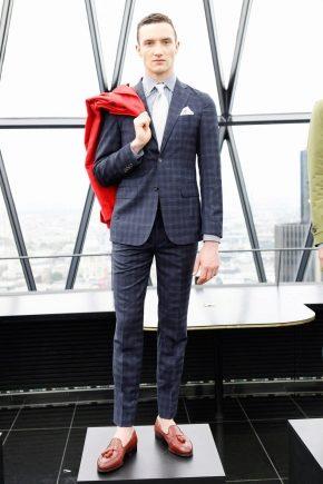 Модные мужские лоферы