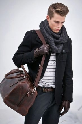 Модные мужские перчатки: руководство по выбору