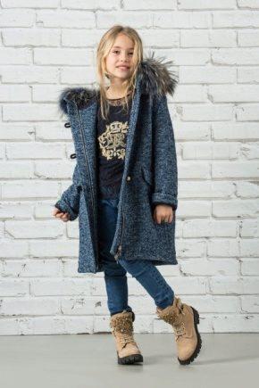 Осенние ботинки для девочки  детские и подростковые на сезон осень ... 83c95eb9d0b70
