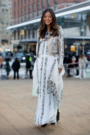 Мода в стиле бохо шик фото