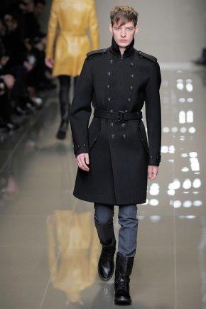 8c7800e91b2 Высокие мужские сапоги  кожаные модели с голенищем