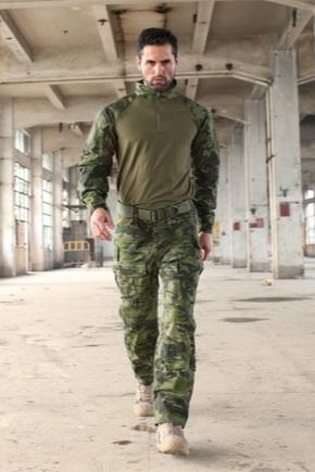 Камуфляжная одежда для мужчин