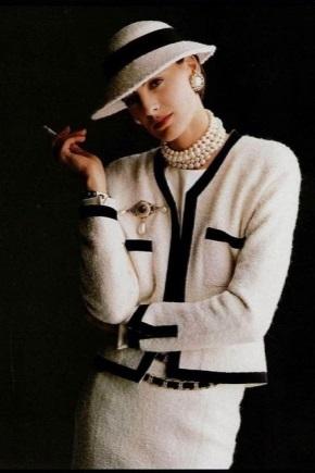 Колье из жемчуга – любимое украшение Коко Шанель