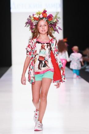 Мода для девочек 8-9 лет