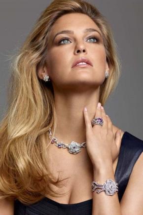Серебряные кольца с камнями