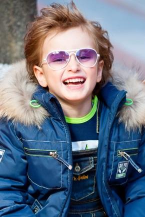 5c700228516c Зимняя одежда для мальчиков  детские комплекты с рисунком для зимы ...
