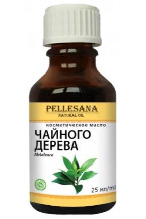 Косметическое масло чайного дерева