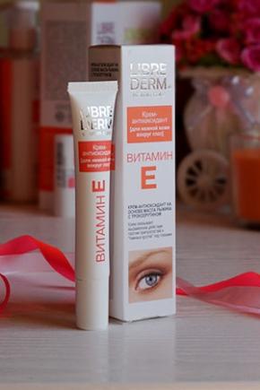 Крем LibreDerm для кожи вокруг глаз: средство для век с васильком и коллагеном, отзывы