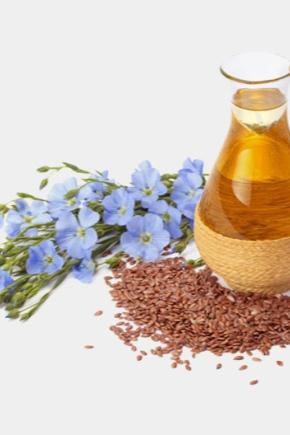 Льняное масло для волос (36 фото): отзывы о результатах пользы экстракта из семян льна для кожи головы и лица