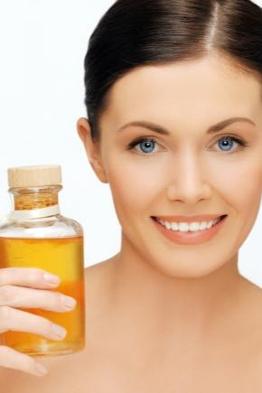 Применение в косметике касторового масла
