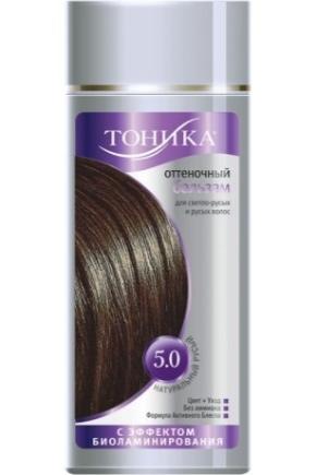 Сколько времени держится тоник на волосах?