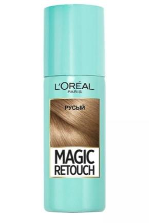 Спрей для закрашивания корней волос L'Oreal