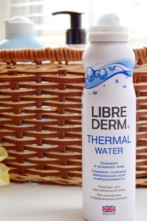 Термальная вода LibreDerm