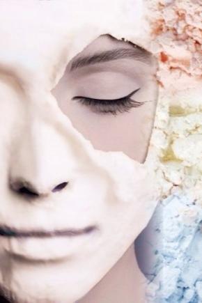 Альгинатная маска для лица картинки