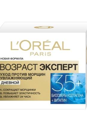 """Крем L'Oreal """"Возраст Эксперт"""" 35+"""
