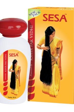 Масло для волос Sesa
