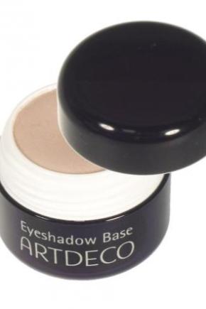 База под тени ArtDeco: EyeShadow Base для век, что делать, если засохла, отзывы