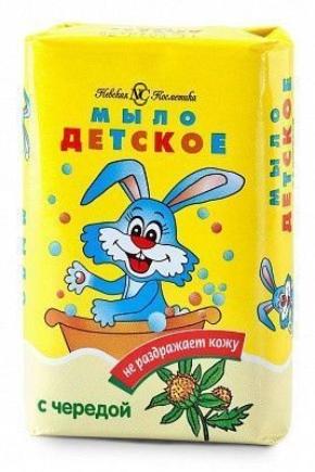 """Детское мыло """"Невская косметика"""""""