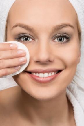 Двухфазное средство для снятия макияжа с глаз