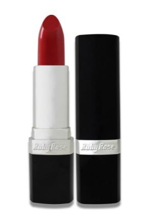 Губная помада Ruby Rose: палитра цветов, в карандаше и жидкая матовая, отзывы