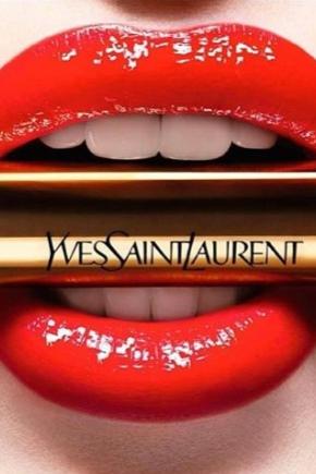 Губная помада Yves Saint Laurent