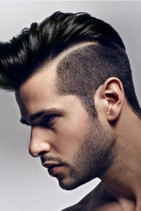 Мужской лак для волос