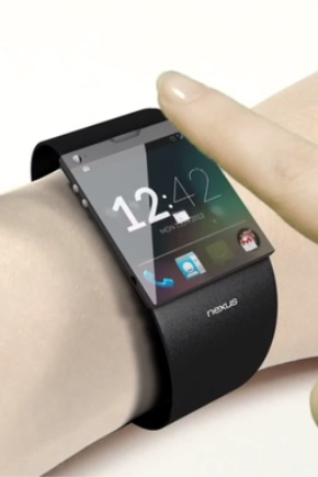 Наручные часы для Android