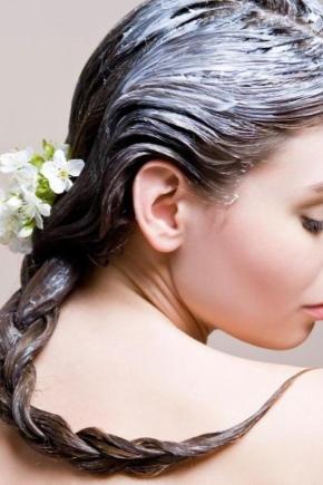 Натуральный бальзам для волос