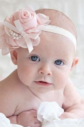 Повязки на голову для новорожденных