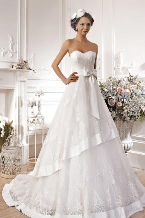 Пояс для свадебного платья