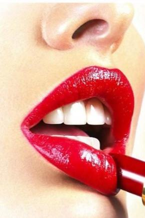 Стойкая помада для губ