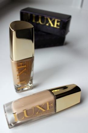 """Тональный крем от Avon """"Luxe"""""""