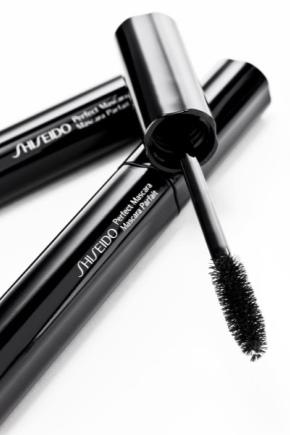 Тушь для ресниц Shiseido