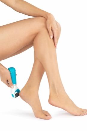 Электрическая пилка для ног
