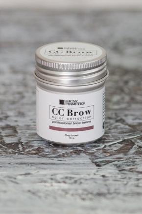 Хна для бровей CC Brow