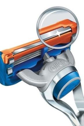 Кассеты для бритья Gillette: обзор моделей Mach 3, Fusion ProGlide Power, сменные лезвия, преимущества джилет от Schick