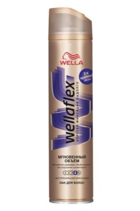 Лак для волос Wella