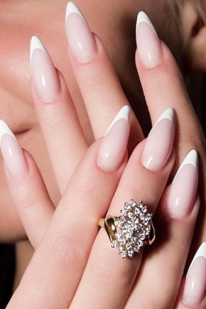 Маникюр на острые ногти (30 фото): модные тенденции и идеи 2022, красивый дизайн на длинные ногти