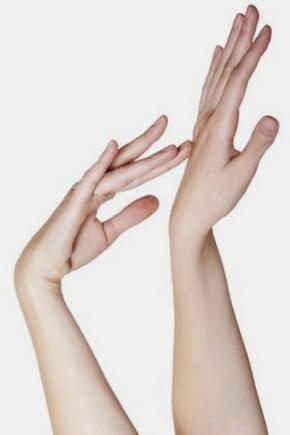Удаление волос на руках