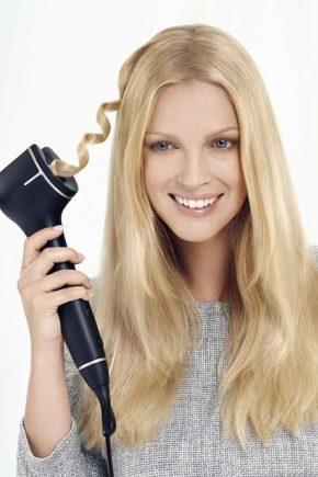 Автоматические плойки для завивки волос
