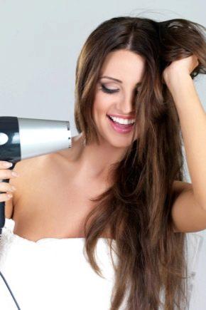 Как выбрать фен для домашнего использования?