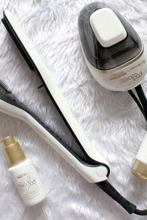 Паровой выпрямитель для волос L'Oreal